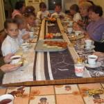 Дети из североуральского интерната в гостях у ветеранов