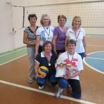 Североуральские ветераны сыграли в волейбол