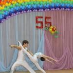 Североуральский дуэт стал лауреатом областного фестиваля цирковых коллективов