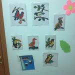 Выставка работ «Птицы России» проходит в центре «Солнышко»