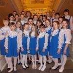 Хоровой коллектив Кальи блестяще выступил на престижном конкурсе