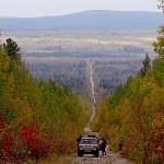 Группа туристов из Екатеринбурга побывала в окрестностях Североуральска