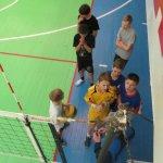 В Североуральске завершился турнир по волейболу среди школьных команд