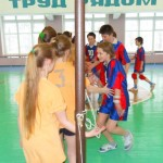 Первенство Североуральского округа по волейболу продолжается