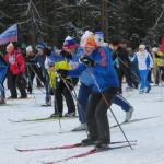 Для североуральских лыжников март - самый насыщенный месяц