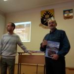 Новую книгу о североуральских минералах высоко оценил Николай Рундквист (видео)