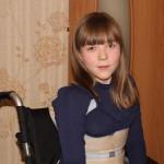 Североуральской девочке Кате Астаховой нужна помощь