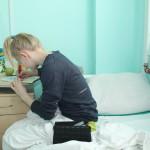Избитая бывшими знакомыми североуральская школьница попала в травматологию