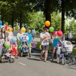 Шествие колясок пройдет в Североуральске