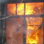 В Североуральске – очередной пожар. Погибла женщина