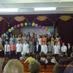 В субботу девятиклассники школы №8 отпраздновали выпускной