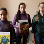 Ученики Кальинской школы искусств успешно выступили на конкурсе-пленэре в Новой Ляле