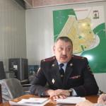 Начальник ОВД Североуральска Артур Салямов - о