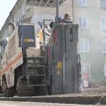 В Североуральске уже идет ремонт дорог