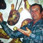 В музее Североуральска проходит выставка работ Евгения Кокотова «Чудеса природы»