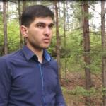 Трое вышли из леса. Серовчанин Сахил Оруджов рассказывает как выживали в лесу