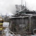 В Волчанске при пожаре погибли трое детей
