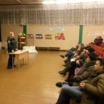 В Североуральск старший инспектор 15 Отряда ФПС приняла участие в родительском собрании в школе № 11