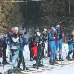 В Североуральске проводится декада лыжного спорта