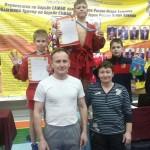 Североуральские спортсмены приняли участие в открытом областном турнире по самбо