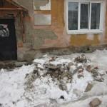 Блог. Александр Столбов: «В Серове  опять ничего не происходит — с крыш сходят снег, кирпичи и бетонные блоки»…