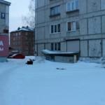 В Североуральске убили женщину. Тело выбросили на улицу