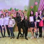 В поселке Калья прошел конкурс для школьниц