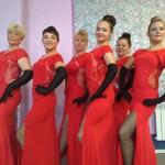 Преподавателю танцев Любови Гавричевой - с благодарностью