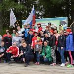 В Североуральске прошла комбинированная эстафета в рамках фестиваля