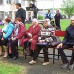 Черемуховцы отпраздновали День России: школьникам вручили паспорта, основателям храма - благодарности
