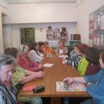 Городской совет ветеранов ушел на летние каникулы ровно на месяц