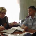 Полиция Североуральска поздравляет своих коллег с Днем хозяйственной службы ОВД