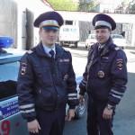 Североуральские полицейские поздравили коллег с Днем Военно-Морского Флота