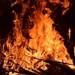 В Североуральске вчера днем горела квартира. Потушили быстро