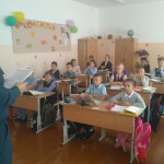 Сотрудники 15 отряда провели в школе уроки ОБЖ