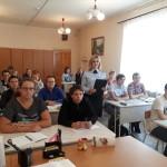 Учащиеся политехникума города Североуральска прослушали правовые лекции сотрудников полиции