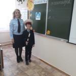 В Североуральске полицейские провели «уроки безопасности» для первоклассников