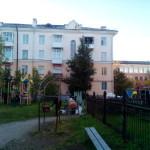 Семь детских площадок украсят дворы нашего города