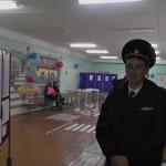 Безопасность на прошедших выборах обеспечивали 40 североуральских полицейских