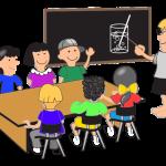 В школе №8 учителей поздравили с профессиональным праздником. А в вашей?