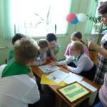 Городской музей проводит игру для школьников