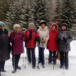 Скандинавская ходьба приобретает среди североуральцев всё большую популярность