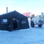 В Североуральске прошла комплексная тренировка, отрабатывали сложную ЧС