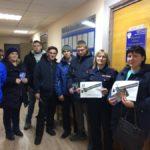 Североуральцы присоединились к всероссийской акции «Пристегнись, Россия!»