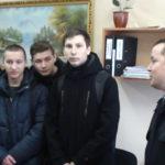 Североуральские полицейские приняли участие в акции  «Студенческий десант»