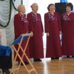 В Североуральске состоялся концерт «Песни для души», выступили коллективы