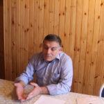 Селимхан Зекераев - про вырубку леса, эскиз для мечети и события в Кизляре