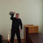 В полиции Североуральска состоялось торжественное мероприятие, посвященное Дню защитника Отечества!