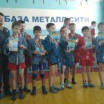 Североуральск занял первое место в первенстве по самбо, проходившем в Серове