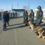 Сотрудники ивдельского спецназа УФСИН помогли подавить условные